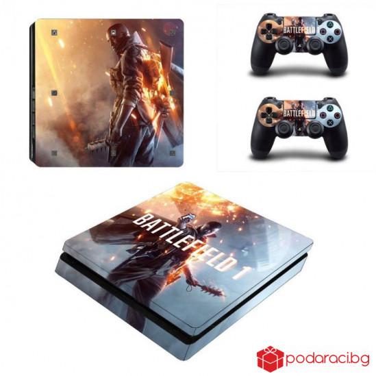 Уникални стикери за PlayStation 4