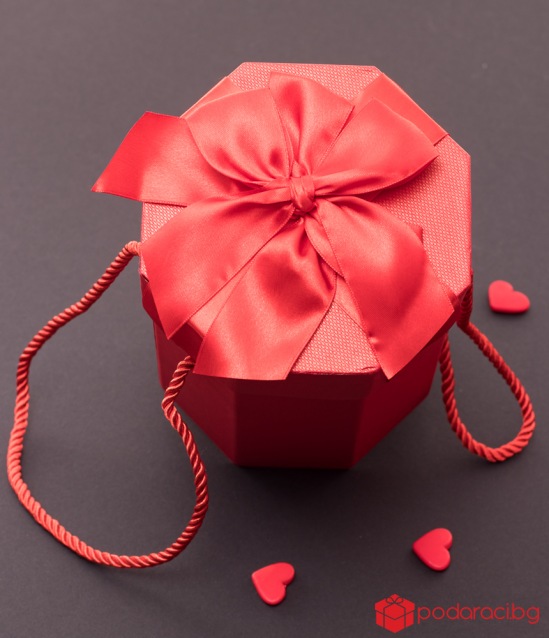 Gift for ladies Small Red Box