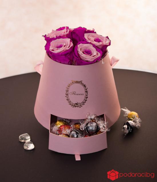 Подарък за дамите - кутия Pink
