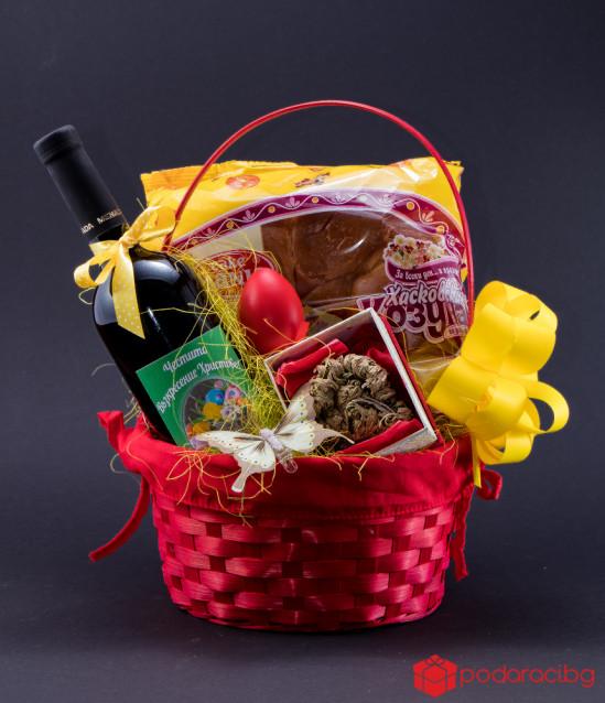 Великденска кошница за късмет