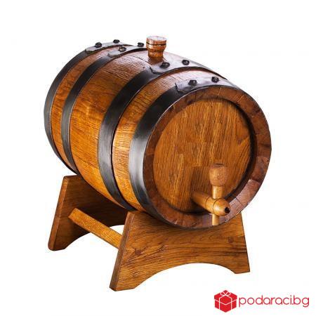 Бъчва - малка, дървена