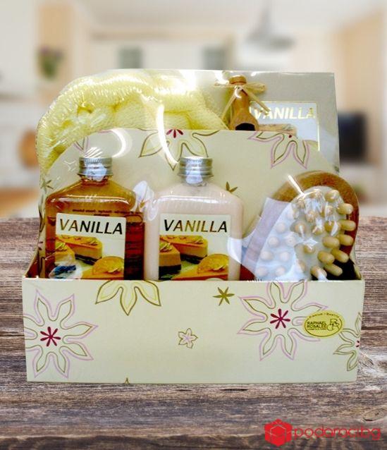 Women's Cosmetic set vanilla