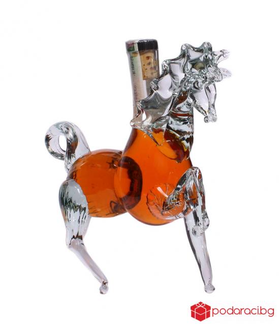 Horse Rum bottle, 200 ml