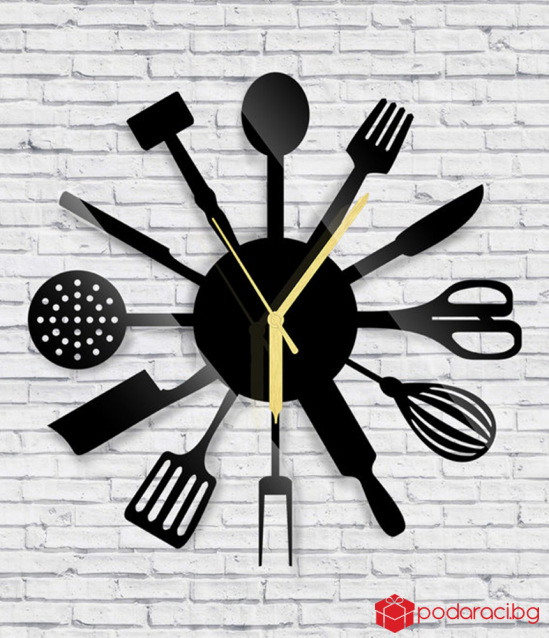 Wall Clock Chef