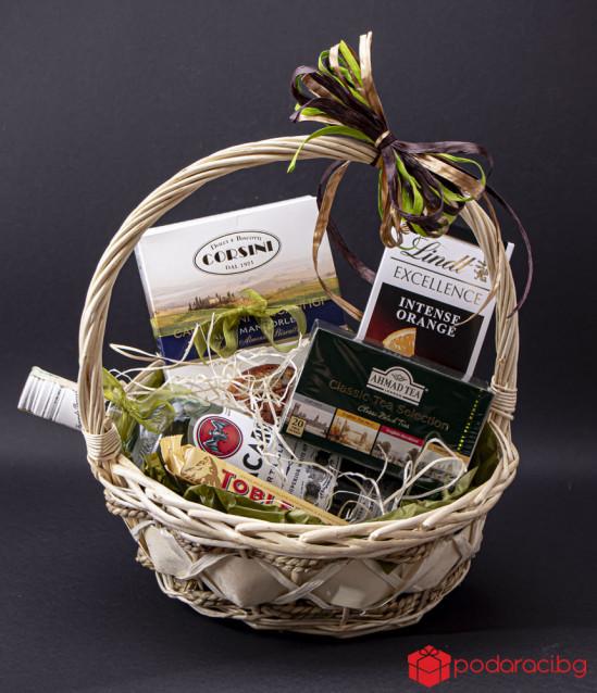 Подаръчна кошница Bacardi