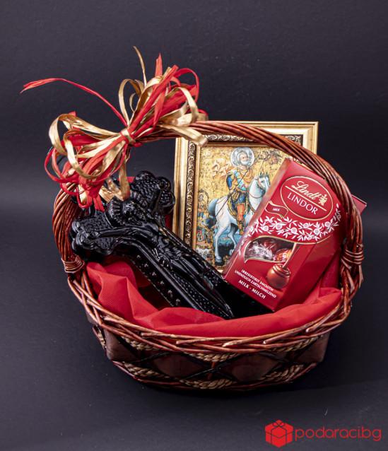 Подаръчна кошница Свети Мина