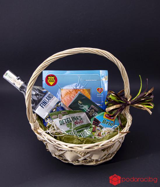 Подаръчна кошница Финландия