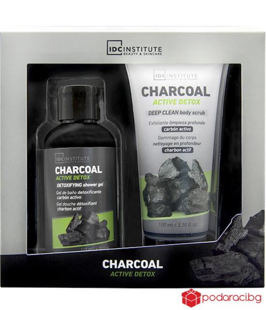 Комплект за баня с активен въглен