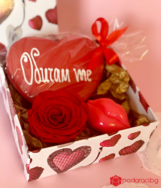 Дамски комплект Сладка романтика