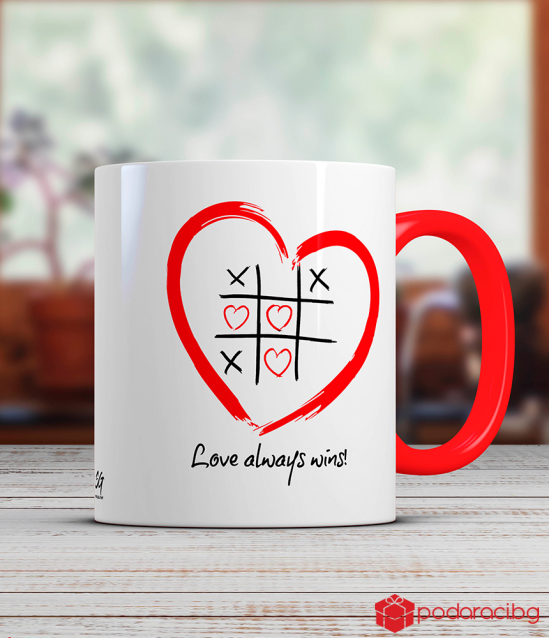 Ceramic Cup for Love