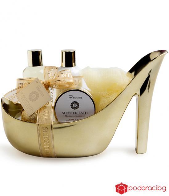 Luxury gift Set Ladies ' shoes
