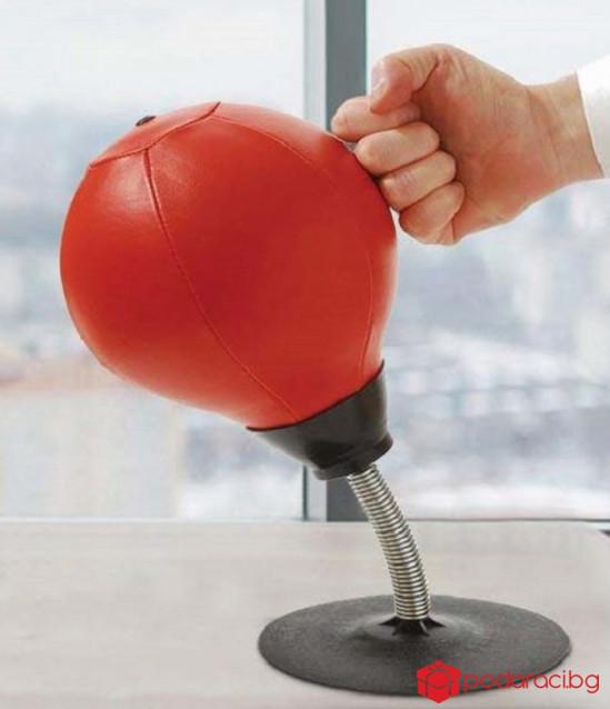 Малка боксова круша с вендуза