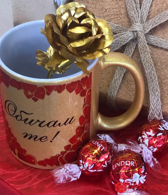 Романтичен подарък Злато