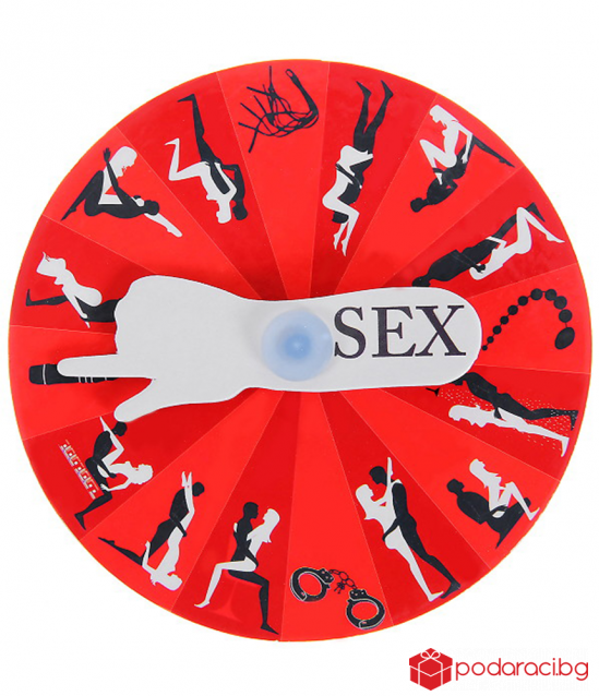 Секс въртележка за игра с пози
