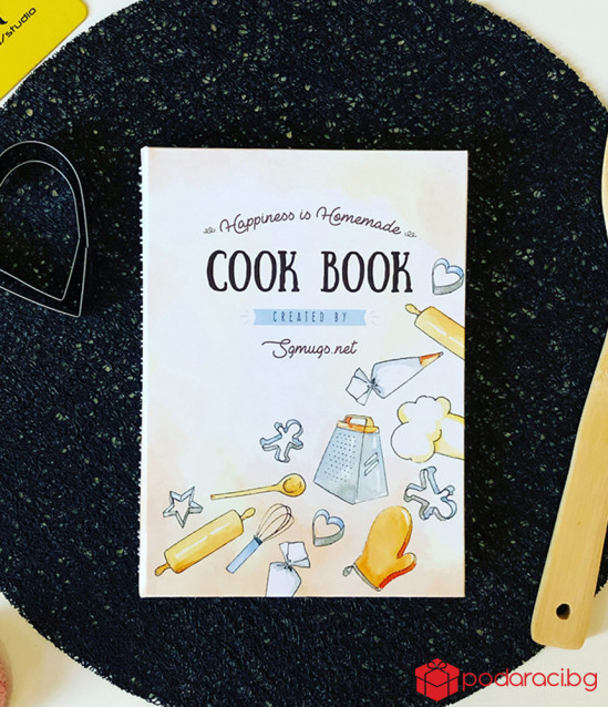 Recipe book for cooking recipes