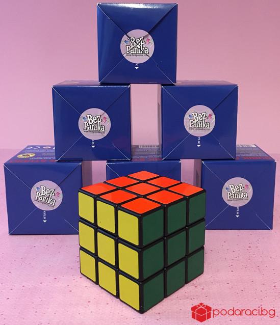 Куб на Рубик класик
