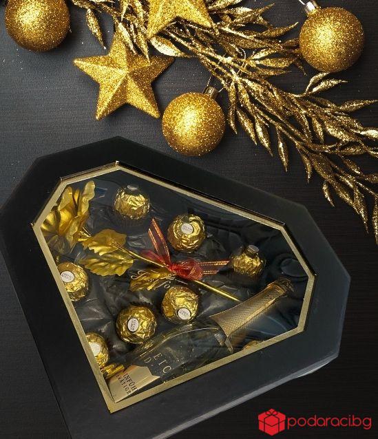 Златен подарък за жена