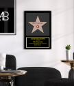 Колаж Звезда на славата в размер А4