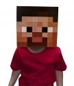 Minecraft - главата на Steve