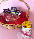 Gift Basket Happy March 8, Mom