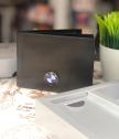 Сет от ключодържател и калъф за документи с лого BMW