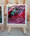 Ваучер за творческа работилница Восъчна живопис 29.11