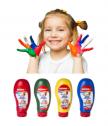 Бои за рисуване с пръсти Dedi Color 4