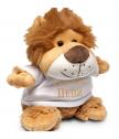 Плюшена играчка Лъвче с Ваши инициали