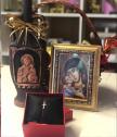 Подаръчна кошница Богородица с кръстче