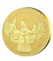 Медал Архангел Михаил, с масивно златно покритие