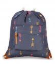 Чанта с шнур Baggy  Grey