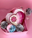 Set Happy Woman's Day at heart