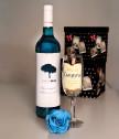 Подаръчен комплект за съпруга Синя пролет