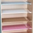 Регулируема стойка-органайзер  за гардероб и шкаф