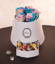 Подаръчна кутия за дами Pastel Rainbow