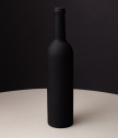 Bottle box with wine accessories