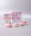 Подаръчен комплект Розова наслада