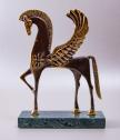 Бронзова статуетка Пегас, римски