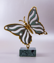 Бронзова статуетка Пеперуда