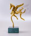 Бронзова статуетка Пегас