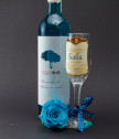 Подарък за баба Синя пролет