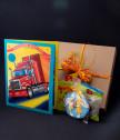 Подаръчен комплект за Великден за момче