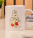 Керамична чаша Зайчета
