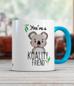 Керамична чаша с коала