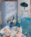 Синя Коледа подаръчен комплект