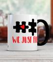 Керамична чаша за двама