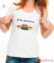 Колекция тениски за моминско парти F.R.I.E.N.D.S.