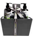 Ladies ' gift set with activated charcoal