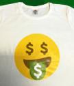 Мъжка тениска Живей за мига