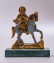 Бронзова статуетка Свети Мина